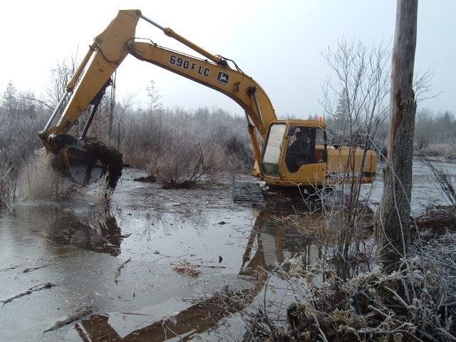excavation example