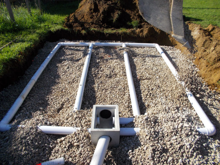 Septic Bed